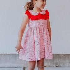 This perfectly pink mini backpack from loungefly is covered in cinderella's mouse and bird friends, who all race to make her iconic pink dress look. Dresses Toddler Girl Clothes Baby Girl Clothes Cuteheads
