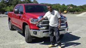 2014 Toyota Tundra 1794 Edition - Should Ford and Chevy Be Worried ...