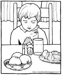Small Picture Children Praying Coloring Page God Helps Me Coloring Page