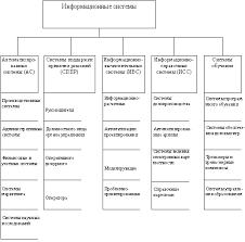 Определение информационной системы Реферат 1 1 представлена классификация информационных систем по характеристике их функциональных подсистем