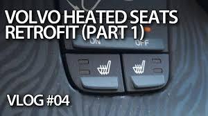 retrofitting heated seats in volvo c s v c retrofitting heated seats in volvo c30 s40 v50 c70