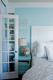 Inspirational coastal aqua interiors that will have you redecorating your  place. Aqua interiors with coastal sea inspired design.