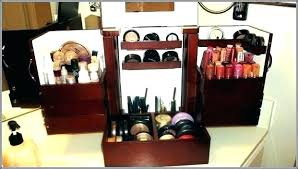 wall hanging makeup organizer wall mounted makeup organizer vanity wall mounted