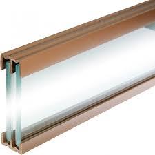 door tracks barn track and rollers sc 1 st we bring ideas aluminum sliding cabinet door track