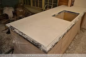 diy pour in place concrete countertops part 2 throughout sealing concrete countertops plan