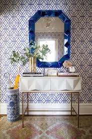Imperial Home Decor Group Wallpaper 25 Gorgeous Entryways Clad In Wallpaper