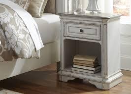 antique white nightstand. Magnolia Manor Antique White 1 Drawer Night Stand Nightstand