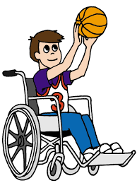 Image result for clip art children in wheelchairs