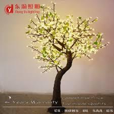 outdoor blossom tree led lights. factory cheap led light up cherry blossom tree outdoor lighted warm white flower sakura trees lights
