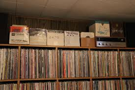 record collecting ron spizziri photo essay ominocity ron s basement is the most awesome time capsule you ve ever laid witness to in the back half are shelves and shelves of records some of them on cabinets