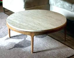 mid century modern round coffee table stone home ideas for top canada centur