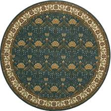 Jute Rug 8x10 Round 8 Natural Lowes