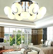 bedroom modern lighting. Led Bedroom Ceiling Lights Modern For Lamp Living Room Creative Fashion Glass Lamps 3 Lighting