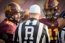 Gophers Make Changes On Depth Chart For Michigan State Game