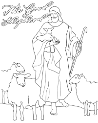 Inviting all people into a living relationship with jesus christ! The Good Shepherd Story Come Follow Me April 29 May 5th John 7 10 Primary Lesson Helps Ministering Simply
