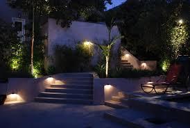 modern garden lighting. modern staircase lighting contemporary-landscape garden d