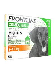 frontline for puppies. Frontline Combo Dog Size S 6 Pipettes For Puppies