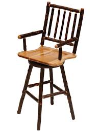 Kitchen Chairs With Arms Bar Stools Swivel Bar Stools With Back And Arms Island Chairs
