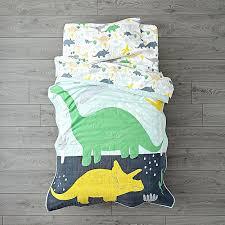 dinosaur toddler bedding and curtains asda