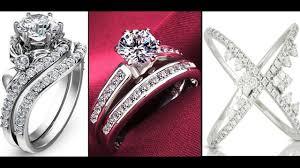 The Best Wedding Rings Designs Beautiful Engagement Rings Design 2019 Diamond Gold Rings Best Rings Design 2019 Wedding Rings