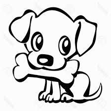 Small Picture Easy Drawing Of A Puppy Drawing Art Gallery