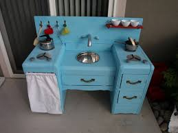 Homemade Play Kitchen We Love Being Moms Homemade Kids Play Kitchen