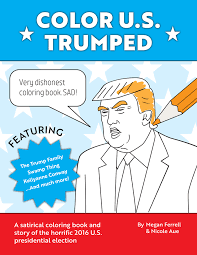 2018 election coloring book color us trumped donald trump coloring book cover 700 of 2018 election