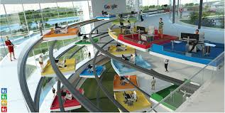 google offices milan. courtesy of noran samir butalak google offices milan g