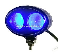 12v Blue Light 12v 24v Blue Signal Lamp 8w Off Road Led Work Light Blue 12v 24v Blue Light Forklift Led Working Light Buy Blue Light Forklift Blue Light