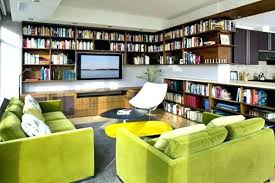 Designing Home Office Enchanting Office Library Design Home Office Library Design Ideas Home Office