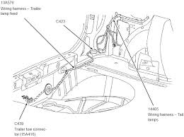 wiring trailer lights ford escape wiring diagram schematics escape city ford escape forums ford escape mercury mariner