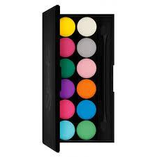 sleek makeup i divine eye shadow palette ultra matte