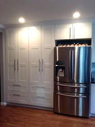 Over Fridge Cabinet Cabinet Above Refrigerator Cabinet Over