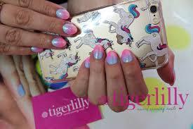 unicorn nails salon westbourne tigerlillynails bournemouth bournemouthnails notd nailspo nailart cnd acrylic acrylicnails ibd ibdgel