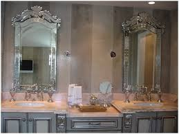 Bathroom Vanities Height Bathroom Mirrored Bathroom Vanity With Sink Toronto Double The