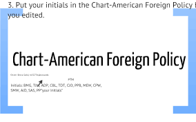 Key Events In American Foreign Policy Chart Chart American Foreign Policy By Becca Guild On Prezi