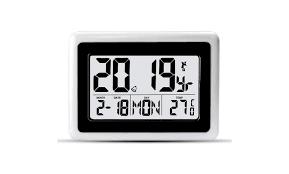 off on umexus atomic clock digital w