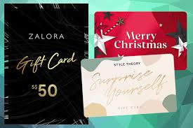 Gift Cards For Christmas Gift Cards To Buy For Christmas In Singapore Cleo Singapore