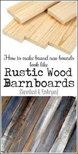 rustic wood picture frame diy best of 62 best ✪ faux finishes wood images on