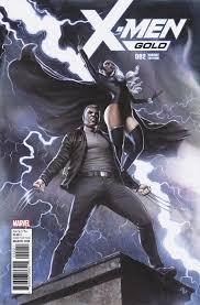Image result for X-MEN GOLD #2 comic april 2017