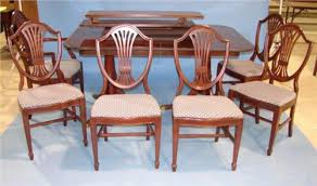 Duncan Phyfe Dining Room Chairs Interesting Inspiration Ideas