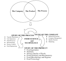 The Model Of Food Industry And Components Of Food Science
