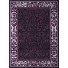 this review is from dallas baroness plum 5 ft x 7 ft indoor area rug