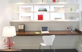 office floating shelves. Wall Mounted Office Desk With Storage Floating Shelves L