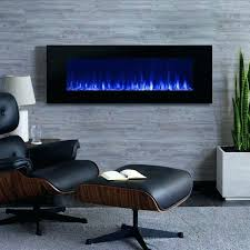 northwest electric fireplace black 36 stainless