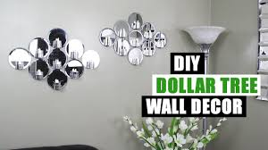 diy dollar tree mirror wall art