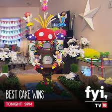 Fyi Tv18 7 Year Old Penelopes Cake Design Is A Facebook