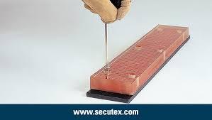 Selbstbohrende und selbstschneidende schrauben 100 landwide ist auf die beschichtung und beschichtung von metallschrauben mit zink, nickel und chrom spezialisiert und bietet selbstschneidende und. Schrauben Und Nieten Secutex Spanset Secutex Sicherheitstechnik Gmbh