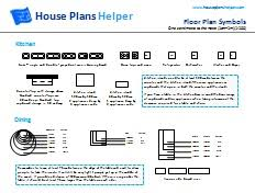 floor plan symbols. More House Plans Symbols. Floor Plan Symbols 3