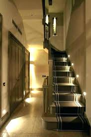 staircase lighting led. Indoor Stair Lighting Interior Lights Led Contemporary Inside . Staircase
